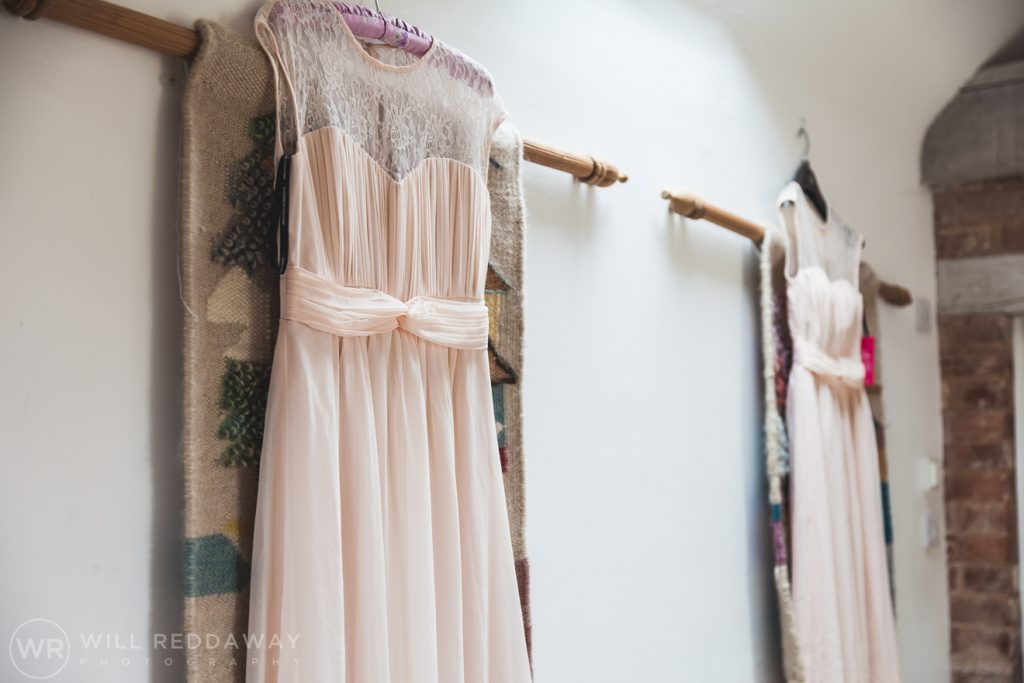 Farringdon Marquee Wedding | Devon Wedding | Bridesmaid Dress
