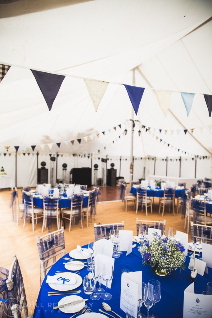 Farringdon Marquee Wedding | Devon Wedding | Wedding Decorations
