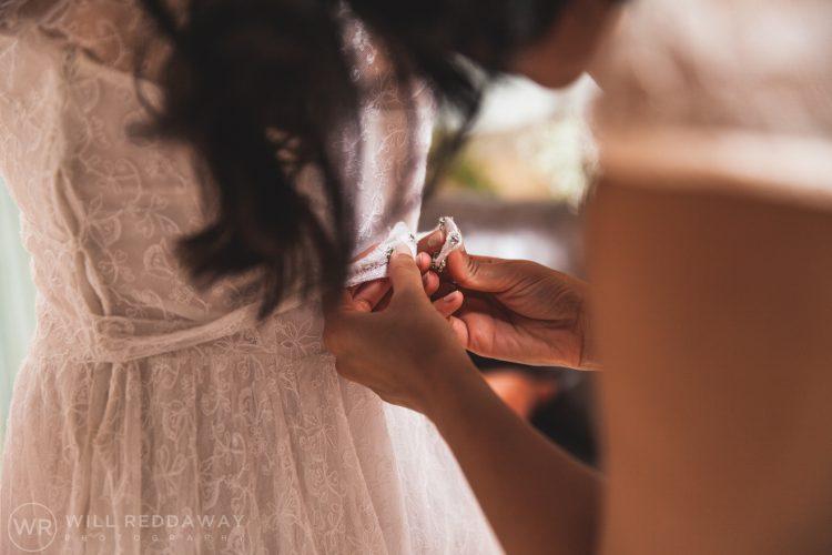 Farringdon Marquee Wedding | Devon Wedding | Wedding Dress