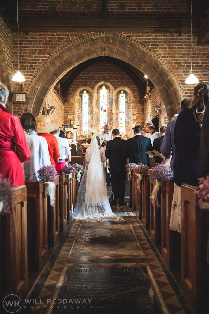 Farringdon Marquee Wedding | Devon Wedding Photographer | Church Wedding