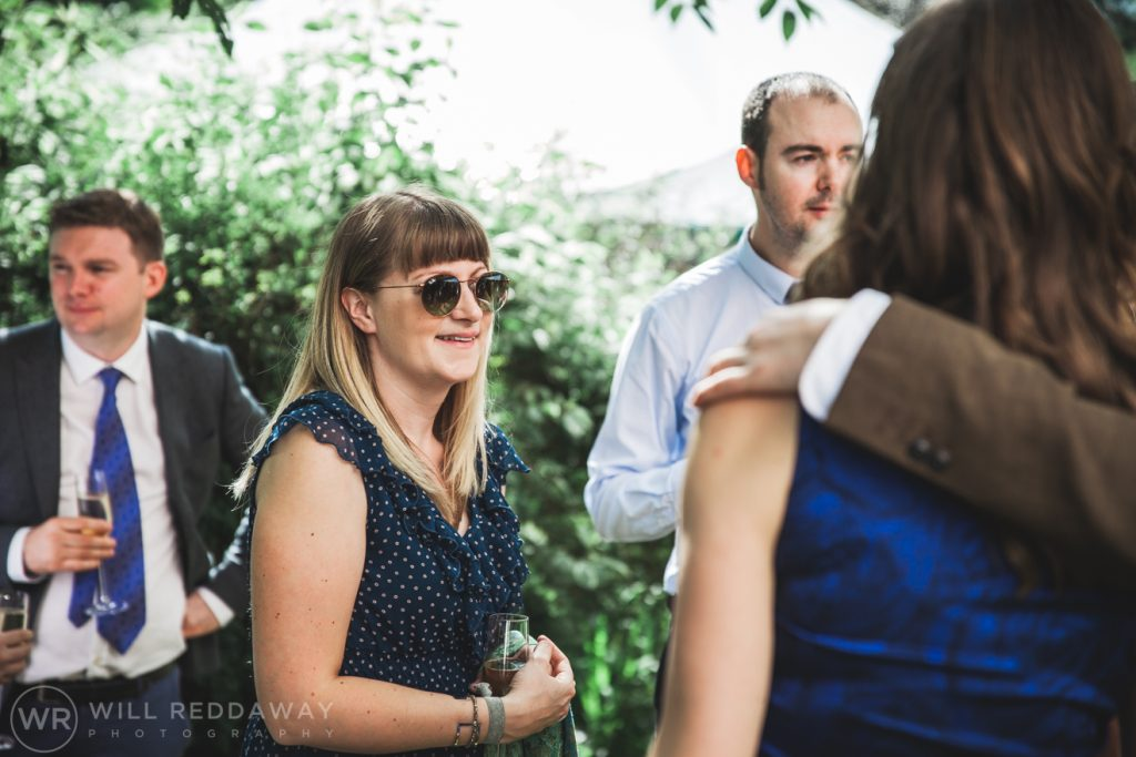 Farringdon Marquee Wedding | Devon Wedding Photographer | Wedding Guest