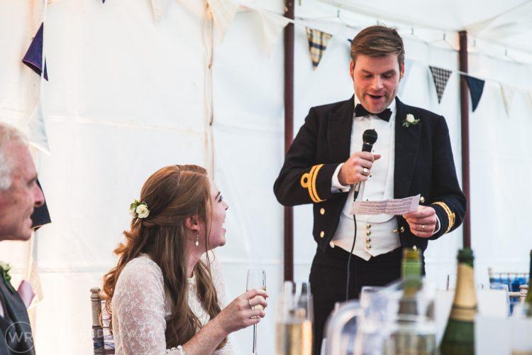 Farringdon Marquee Wedding | Devon Wedding Photographer | Bestmen