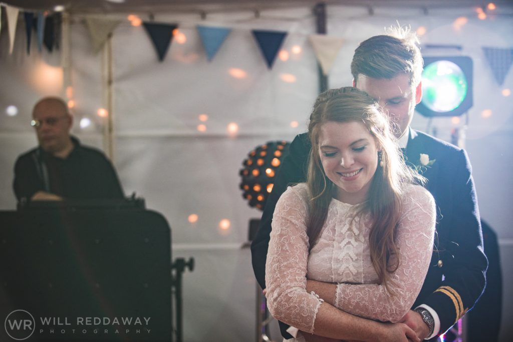 Farringdon Marquee Wedding | Devon Wedding Photographer | First Dance