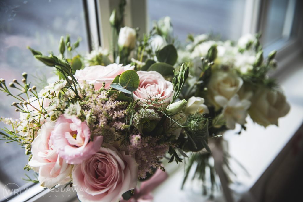 Hayne Barn Wedding | Devon Wedding Photographer | Flowers