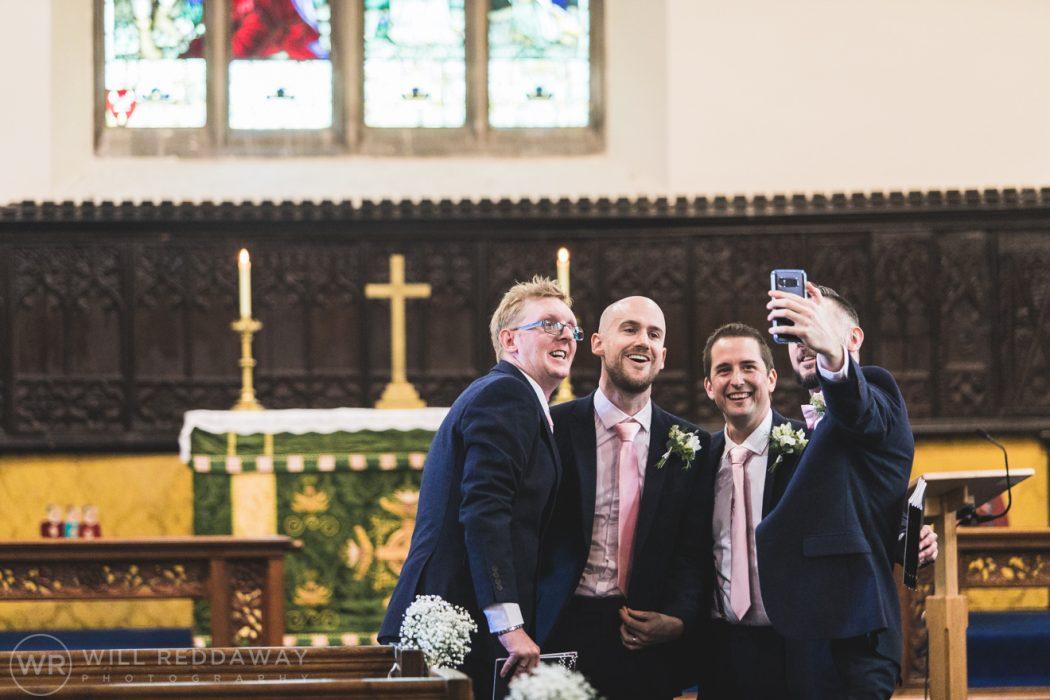 Hayne Barn Wedding | Devon Wedding Photographer | Bestmen