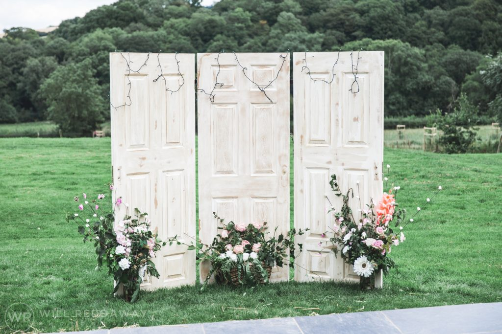 Hayne Barn Wedding | Devon Wedding Photographer | Wedding Photo Booth Ideas