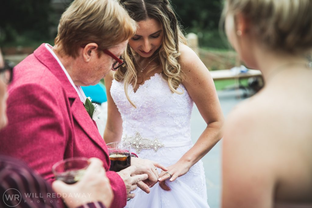 Hayne Barn Wedding | Devon Wedding Photographer | Wedding Guests