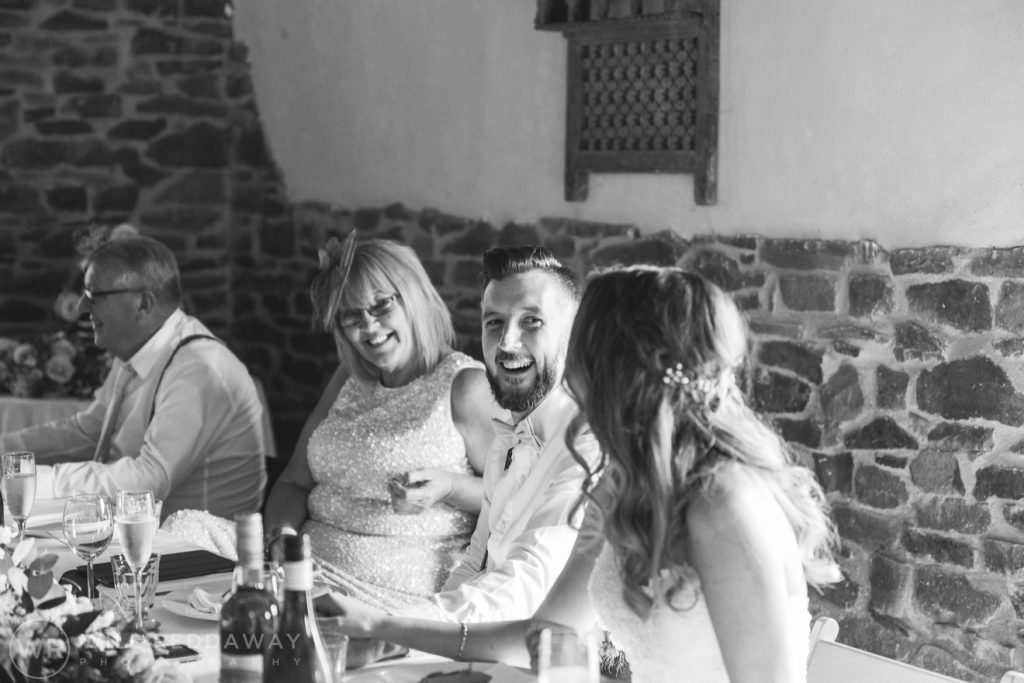 Hayne Barn Wedding | Devon Wedding Photographer | Groom