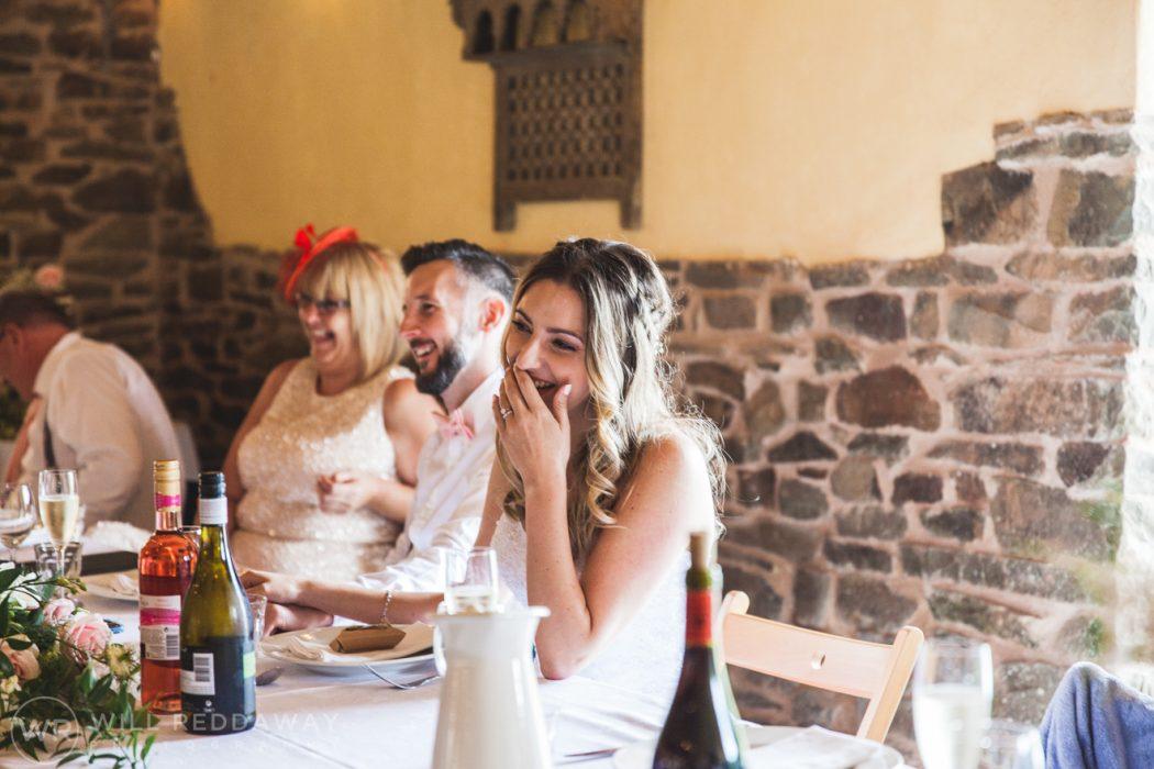 Hayne Barn Wedding | Devon Wedding Photographer | Bride