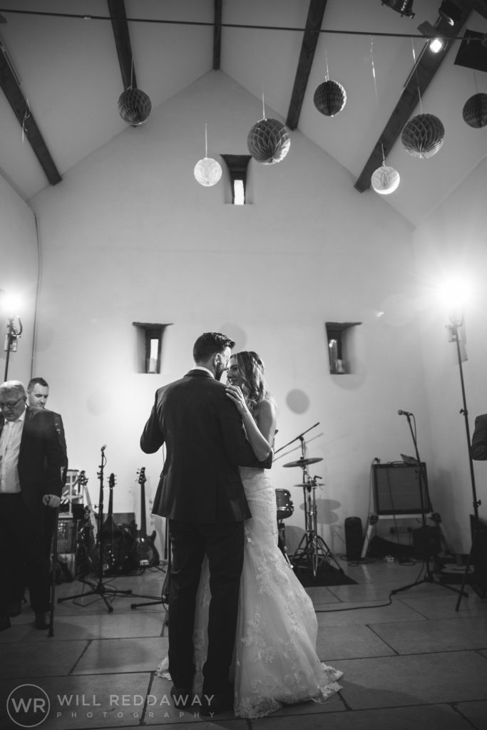 Hayne Barn Wedding | Devon Wedding Photographer | First Dance