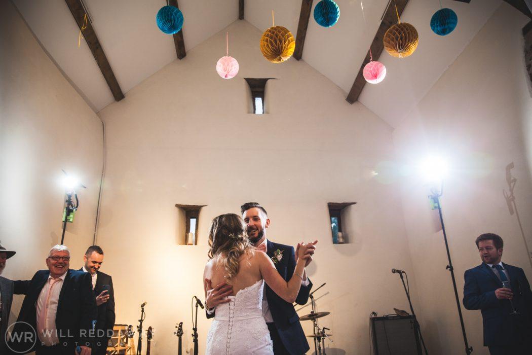 Hayne Barn Wedding | Devon Wedding Photographer | First Dance