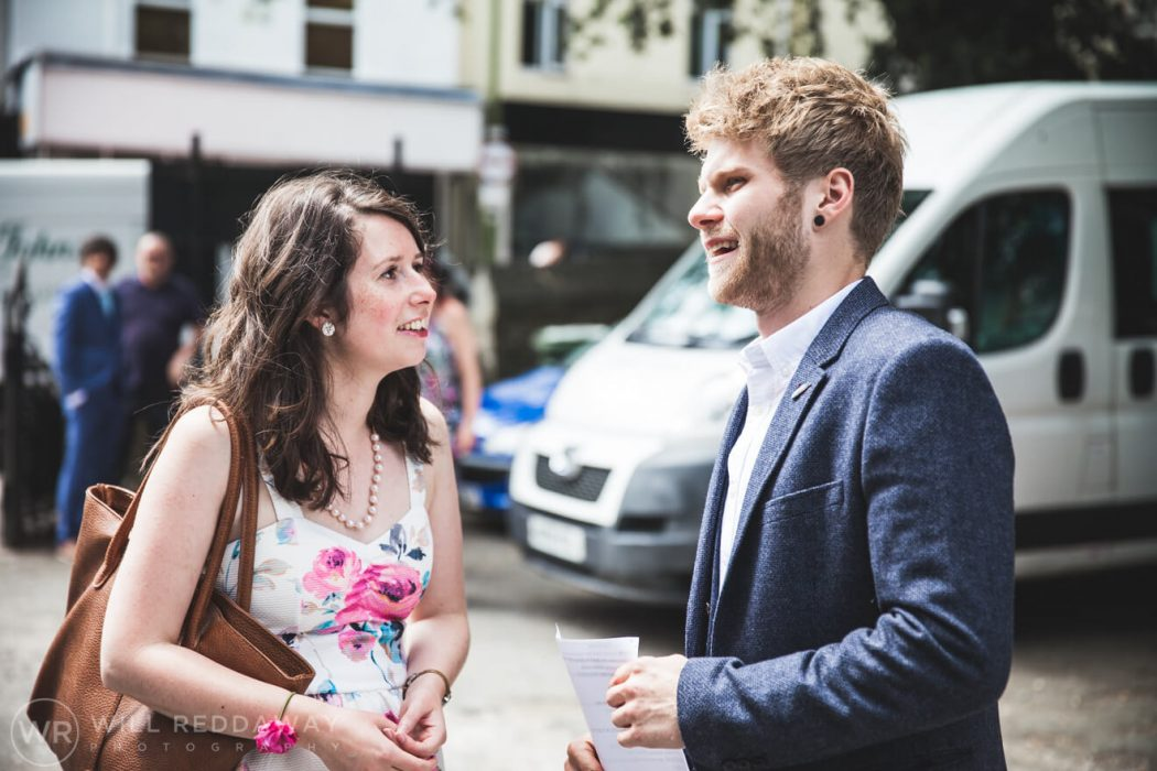 Brunel Manor Wedding| Devon Wedding Photographer | Groom