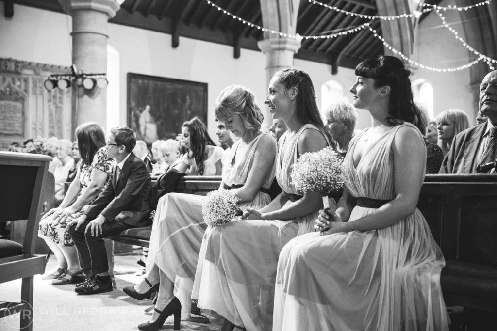Brunel Manor Wedding| Devon Wedding Photographer | Bridesmaids