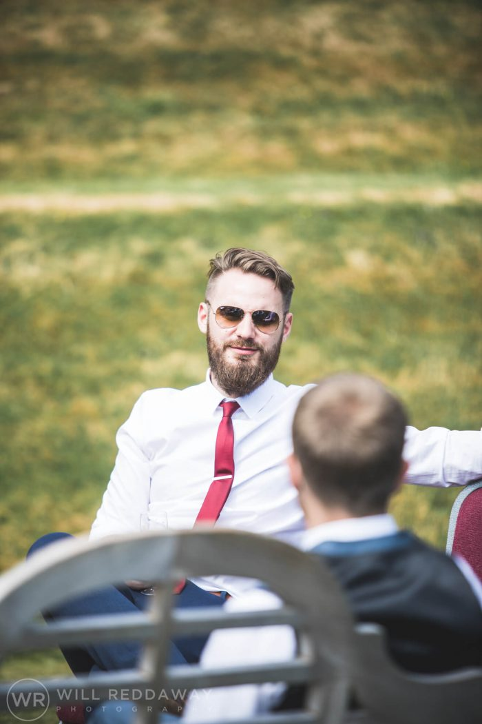 Brunel Manor Wedding | Devon Wedding Photographer | Wedding Guest