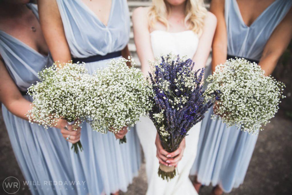 Brunel Manor Wedding | Devon Wedding Photographer | Bouquets