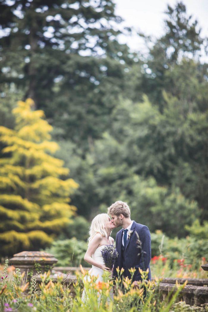 Brunel Manor Wedding | Devon Wedding Photographer | Bride & Groom
