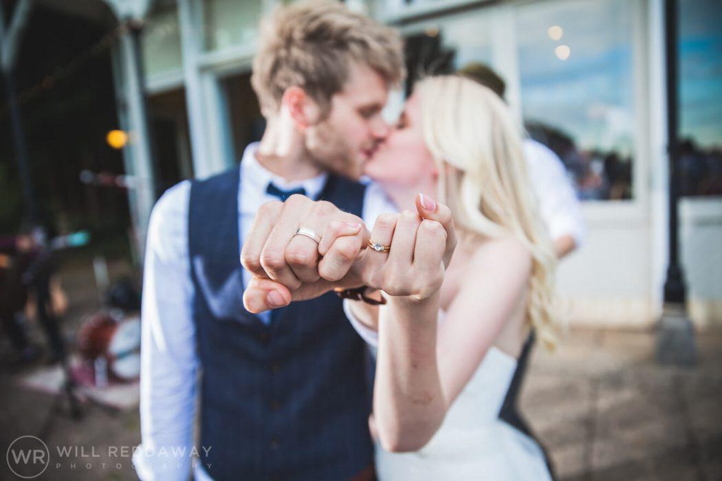 Brunel Manor Wedding| Devon Wedding Photographer | Bride & Groom