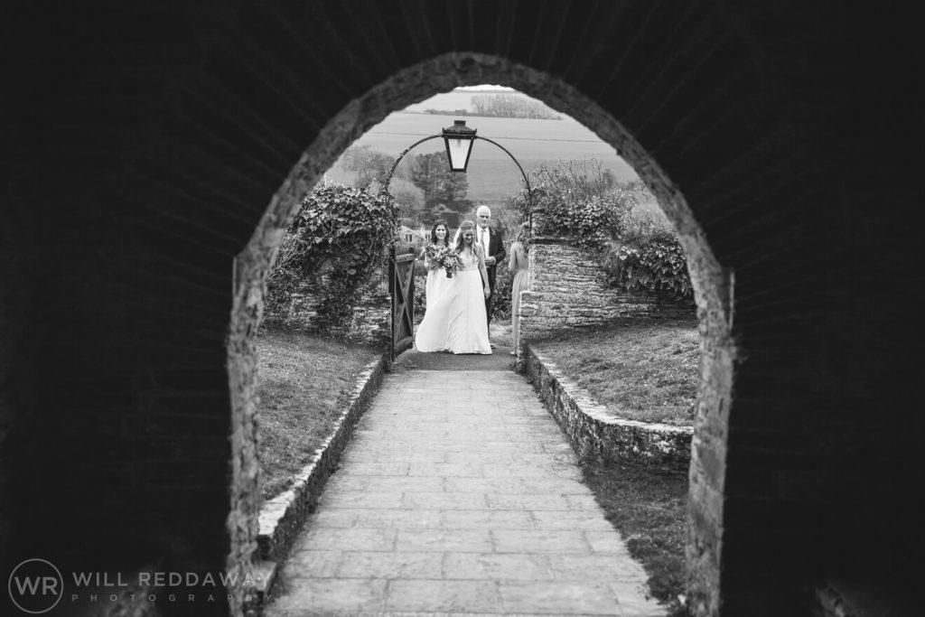 The Barn At South Milton Wedding | Devon Wedding Photographer | Bride & Bridemaids