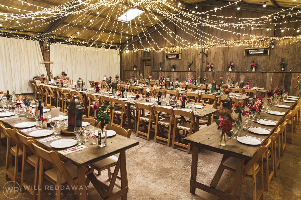 The Barn At South Milton Wedding | Devon Wedding Photographer | Wedding Decoration