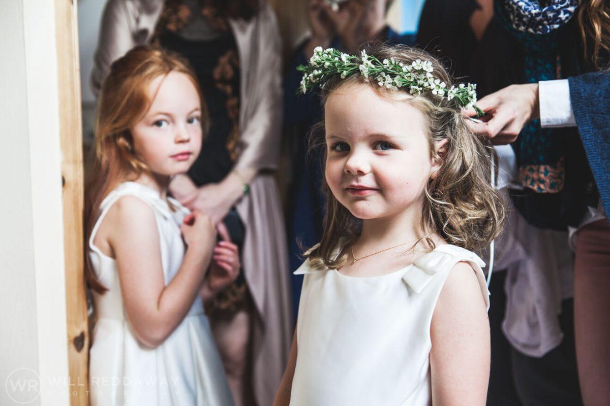 Shilstone House Wedding | Devon Wedding Photographer | Bridal Preparations