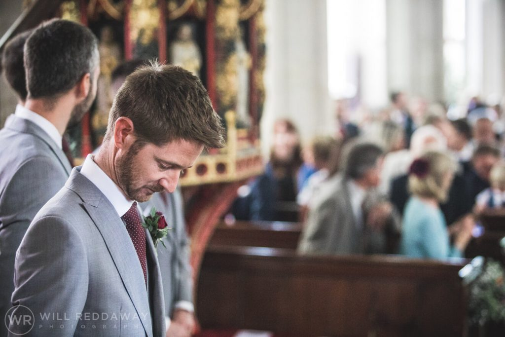 Shilstone House Wedding | Devon Wedding Photographer | Church Wedding