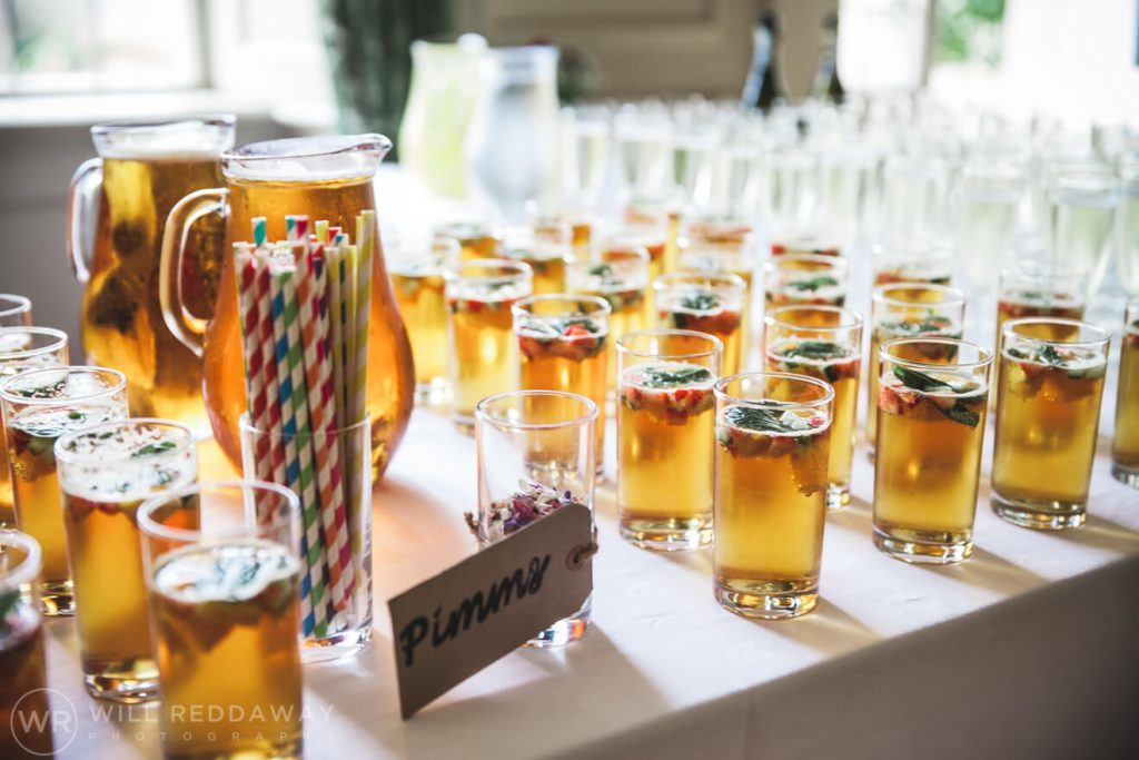 Shilstone House Wedding | Devon Wedding Photographer | Drinks