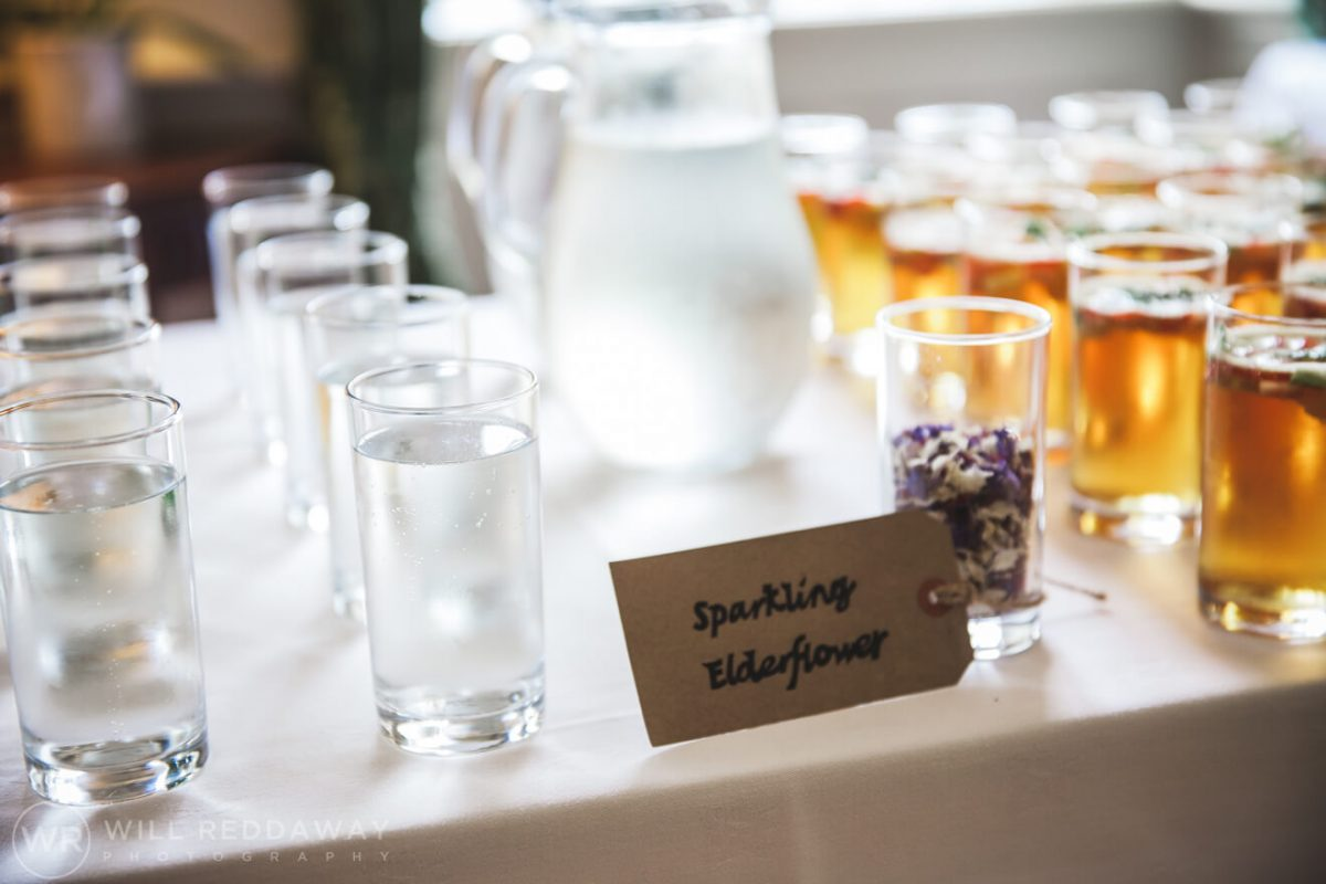 Shilstone House Wedding | Devon Wedding Photographer | Drinks