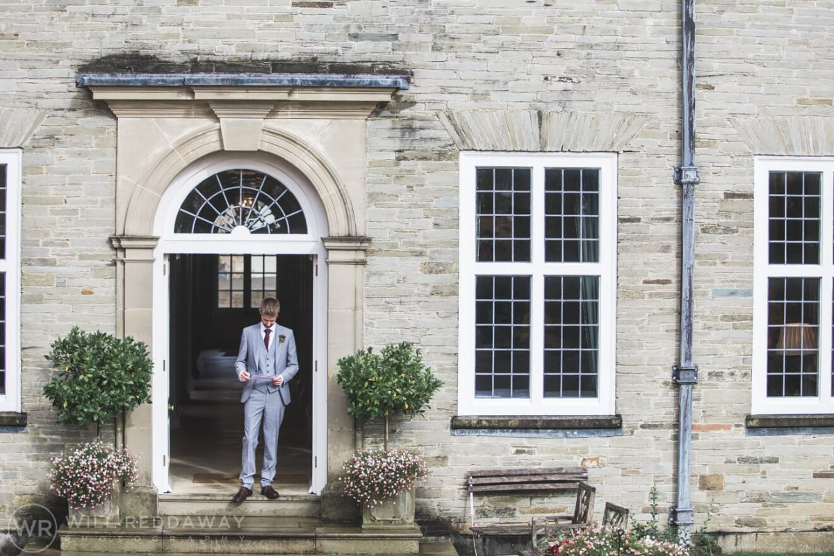 Shilstone House Wedding | Devon Wedding Photographer | Bride & Groom
