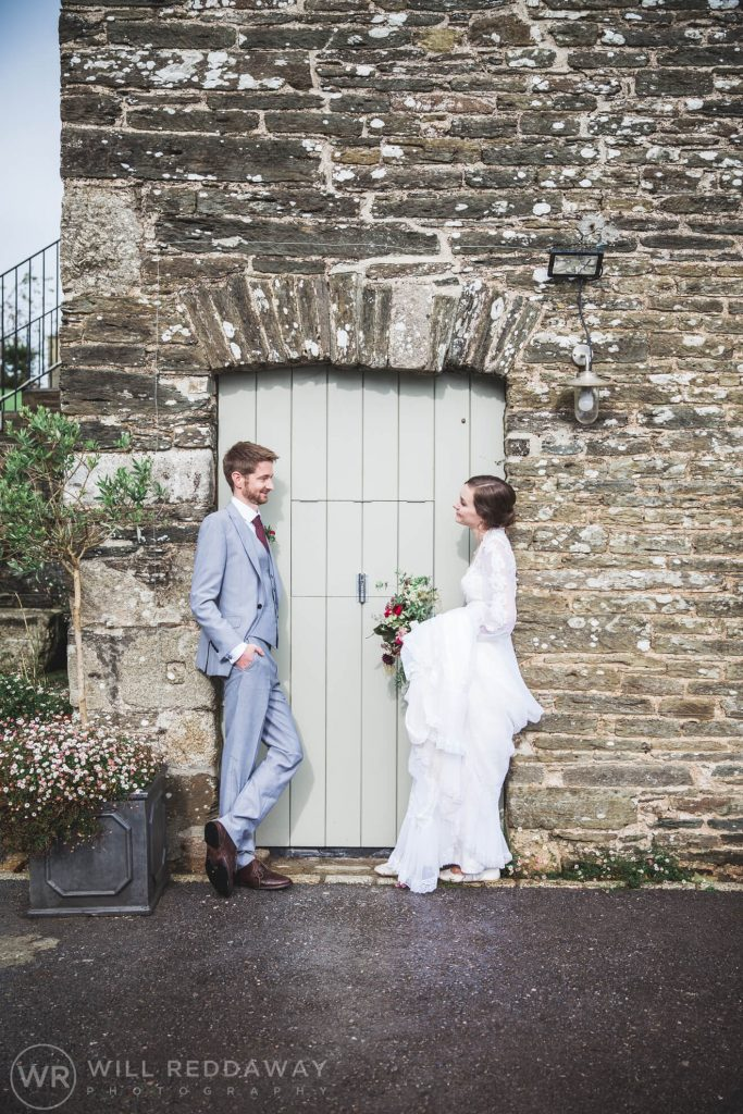 Shilstone House Wedding | Devon Wedding Photographer | Bride & Groom