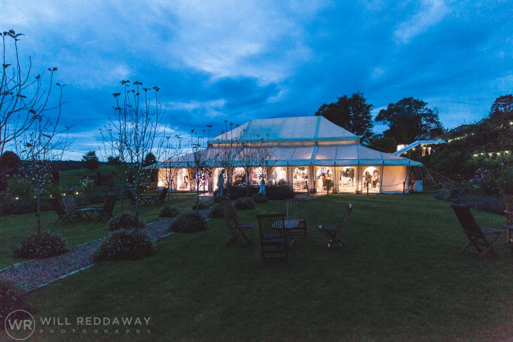 Shilstone House Wedding | Devon Wedding Photographer | Marquee Wedding