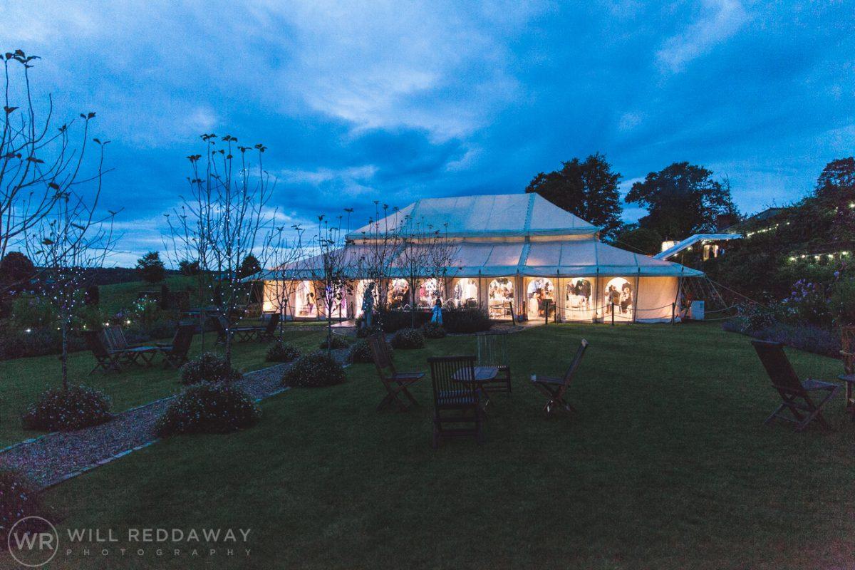 Shilstone House Wedding | Devon Wedding Photographer | Marquee Wedding