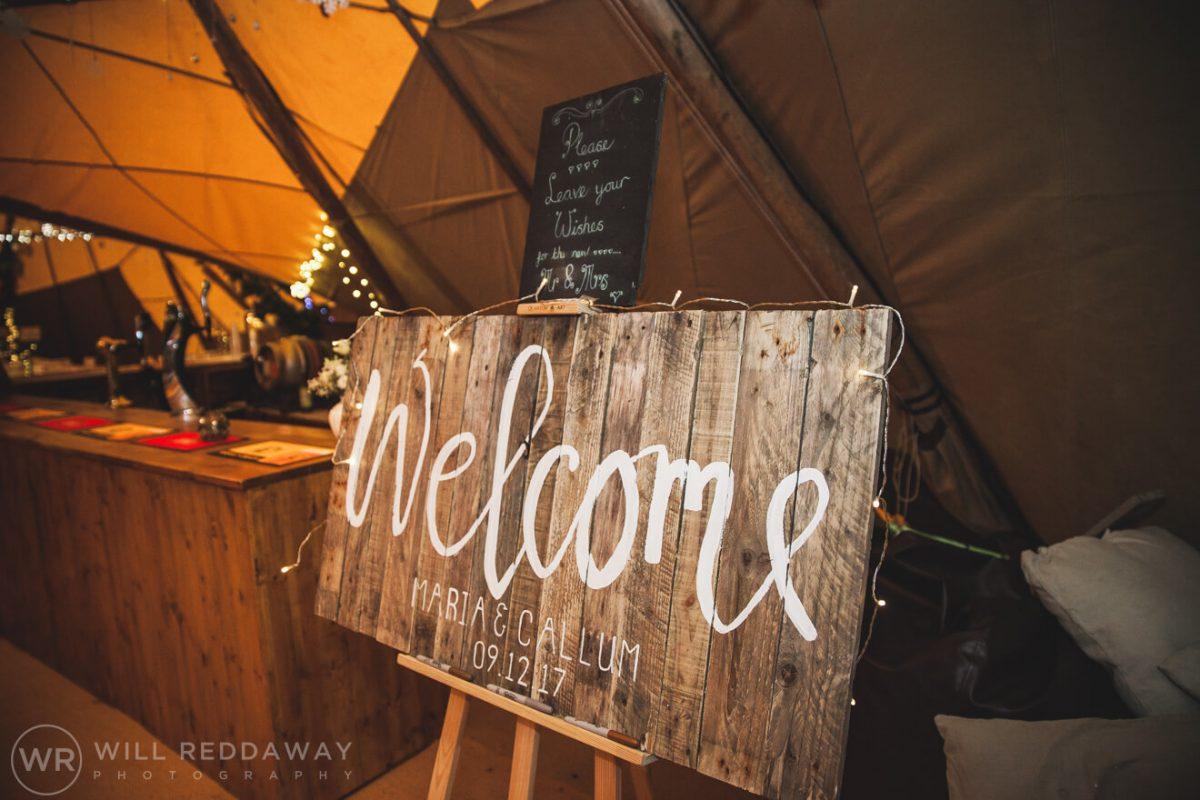 Farm Wedding | Devon Wedding Photographer | Wedding Decorations