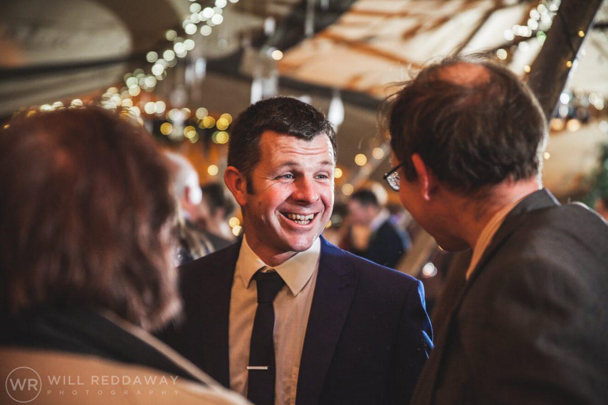 Farm Wedding | Devon Wedding Photographer | Wedding Guests