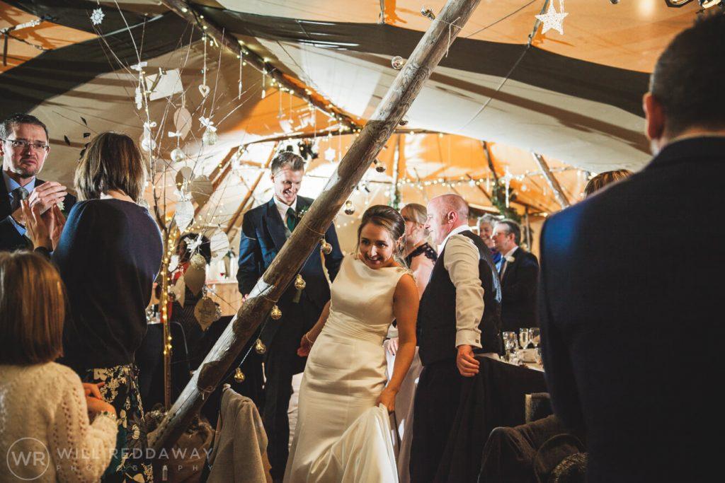 Farm Wedding | Devon Wedding Photographer | Bride & Groom