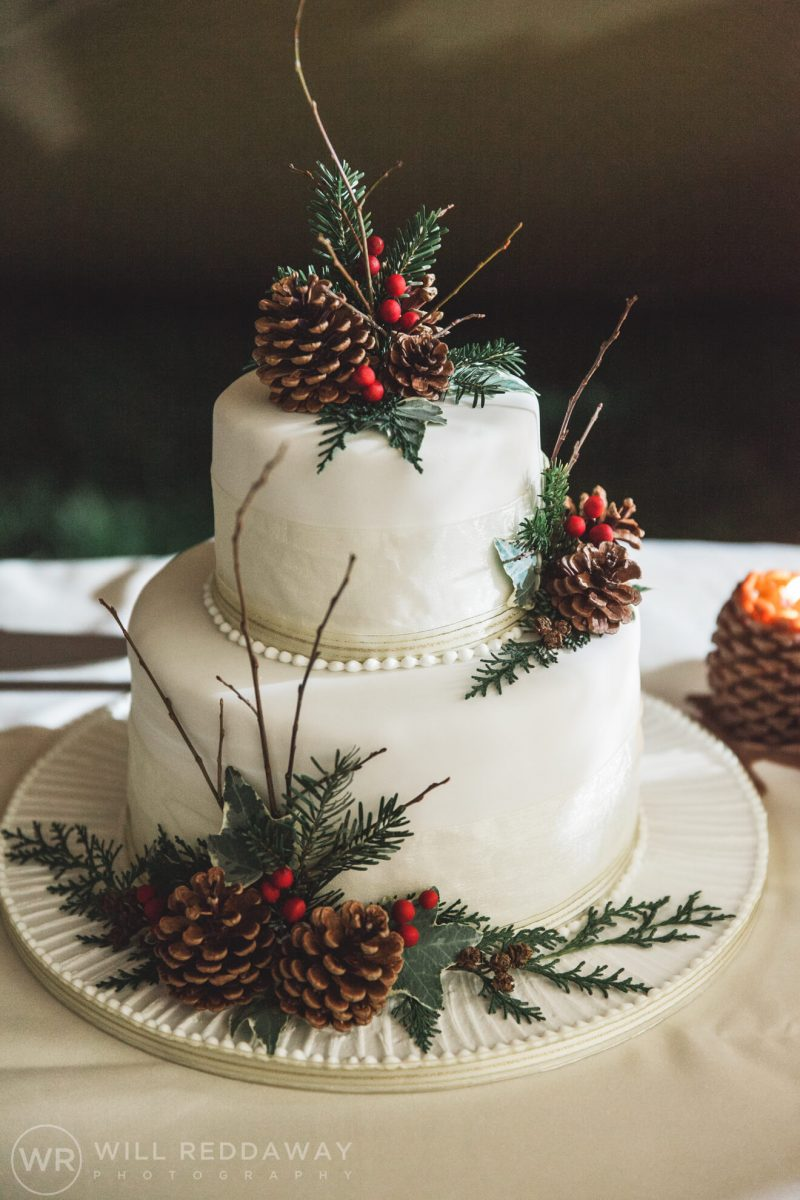 Farm Wedding | Devon Wedding Photographer | Wedding Cake