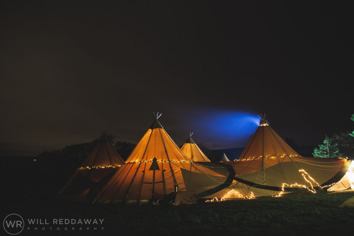 Farm Wedding | Devon Wedding Photographer | Wedding Tepee