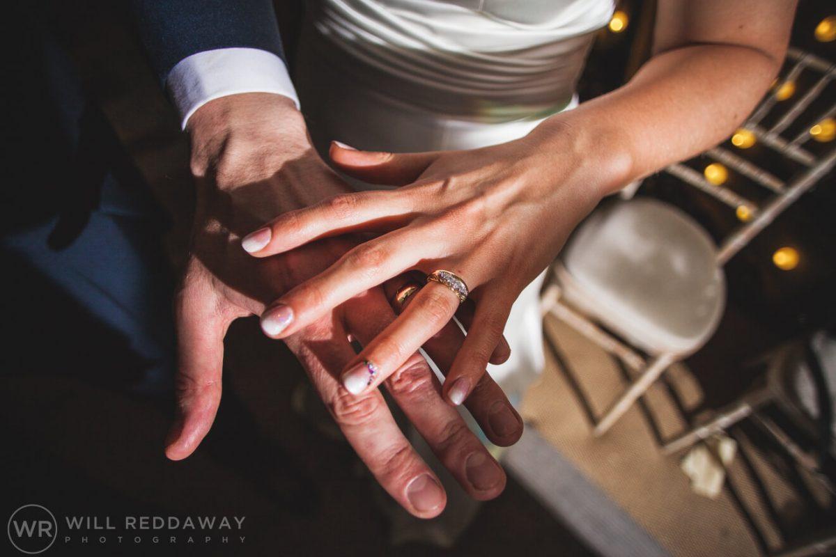 Farm Wedding | Devon Wedding Photographer | Wedding Rings
