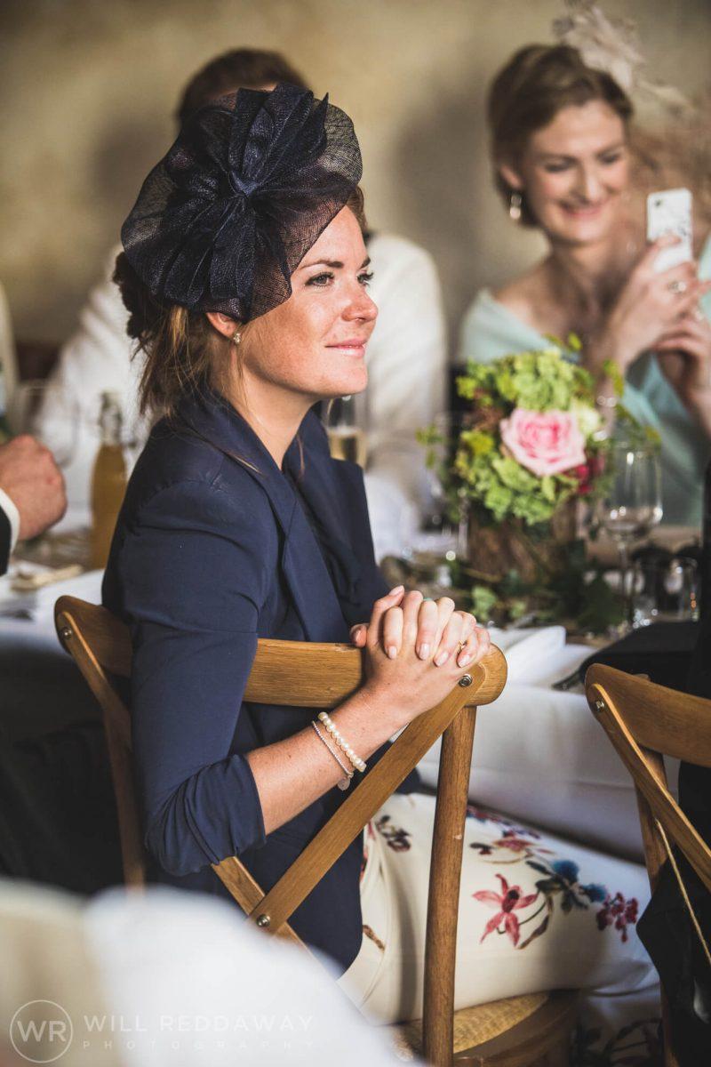 Barn Wedding   Devon Wedding Photographer   Wedding Guest