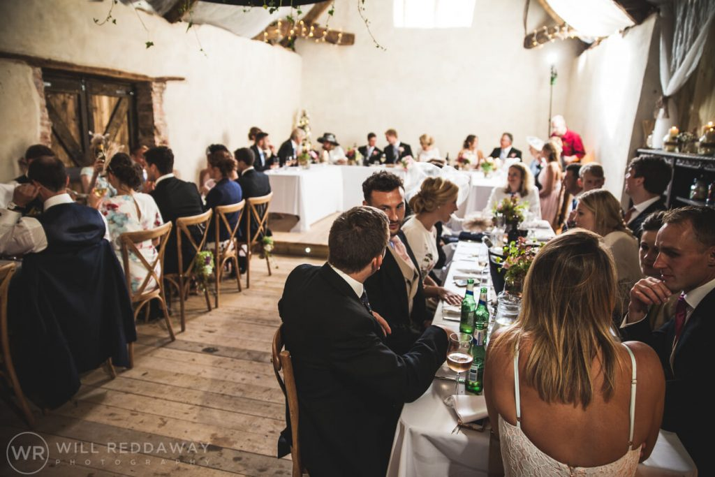 Barn Wedding | Devon Wedding Photographer | Wedding Guests