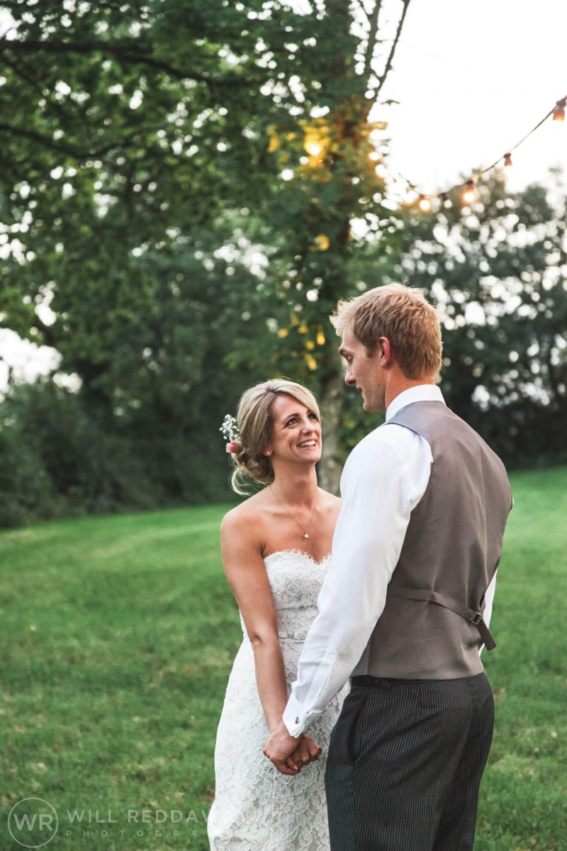 Barn Wedding   Devon Wedding Photographer   Bride & Groom