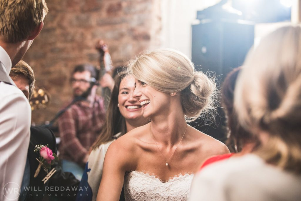 Barn Wedding | Devon Wedding Photographer | Bride
