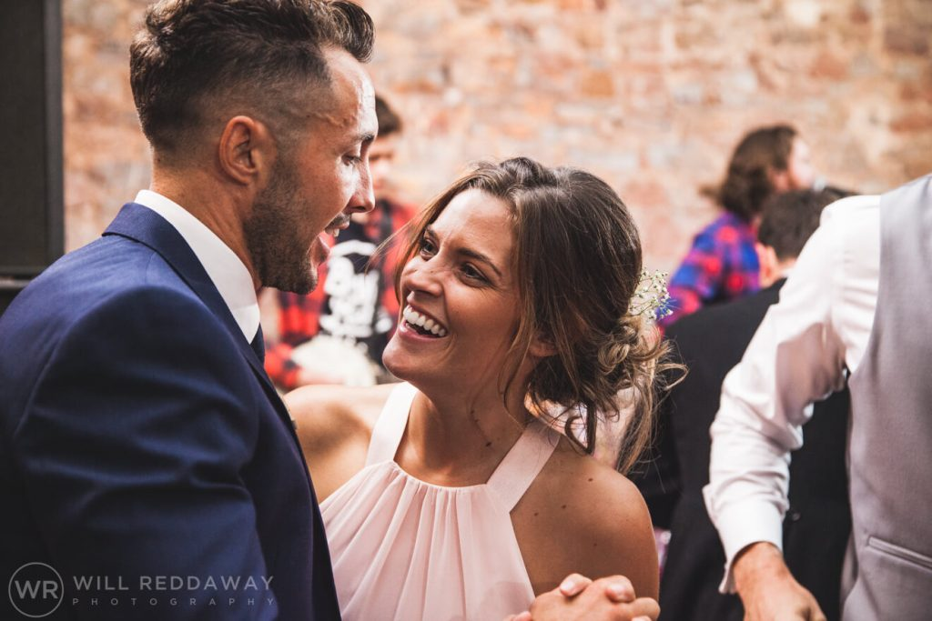 Barn Wedding | Devon Wedding Photographer | Bridesmaid