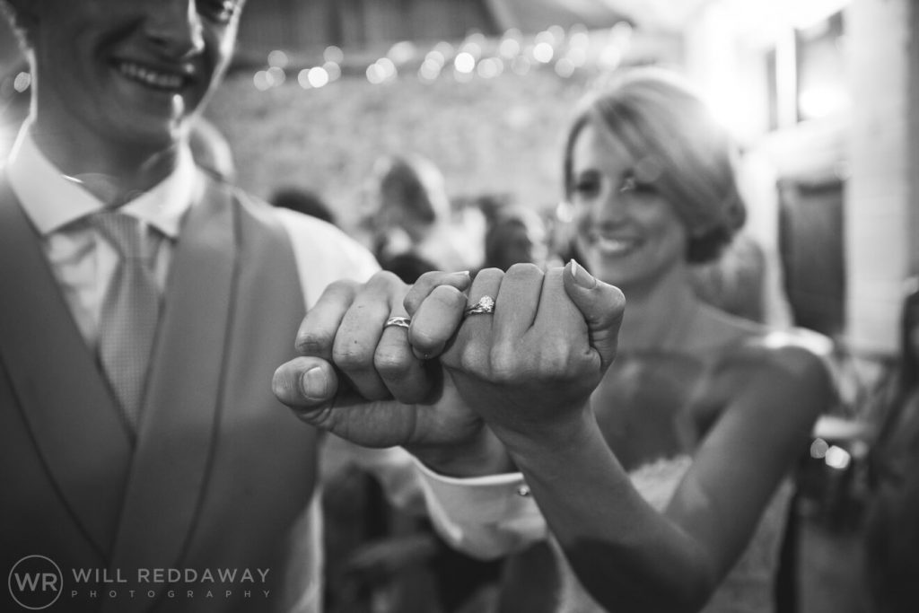 Barn Wedding | Devon Wedding Photographer | Wedding Rings