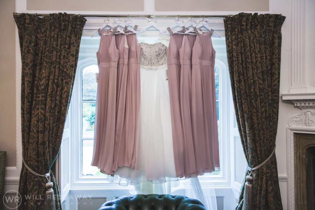 Dillington House Wedding | Devon Wedding Photographer | Wedding Dress