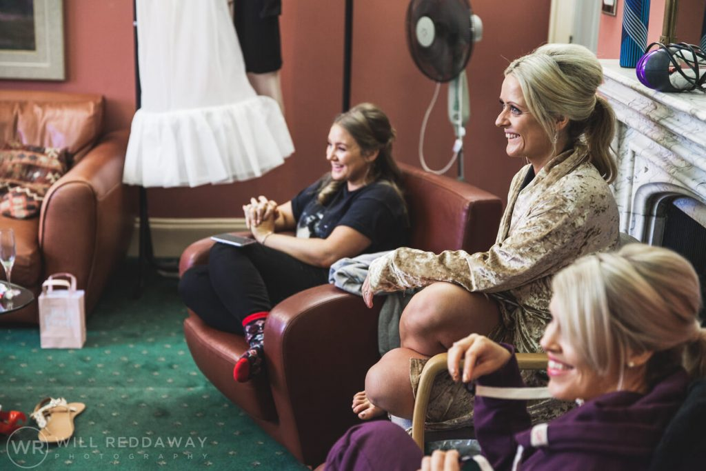 Dillington House Wedding | Devon Wedding Photographer | Bridal Preparations