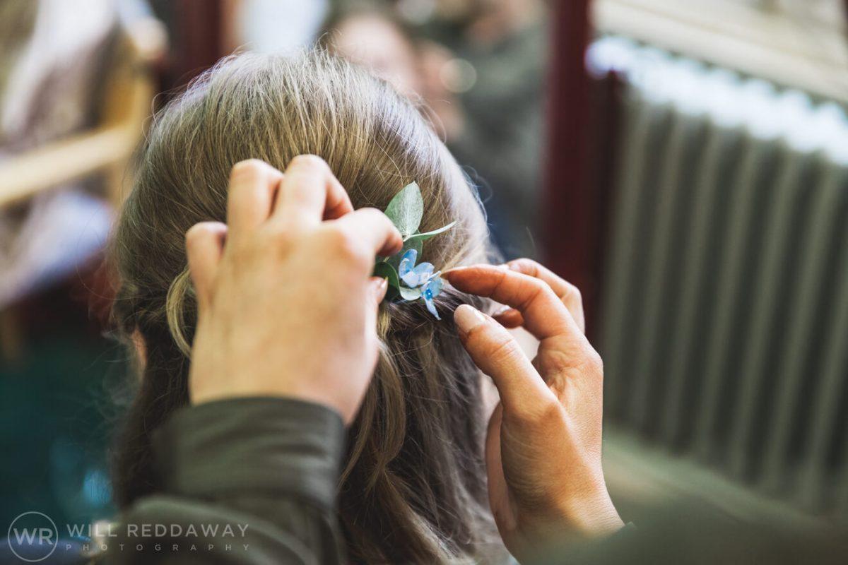 Dillington House Wedding | Devon Wedding Photographer | Bridal Preparations