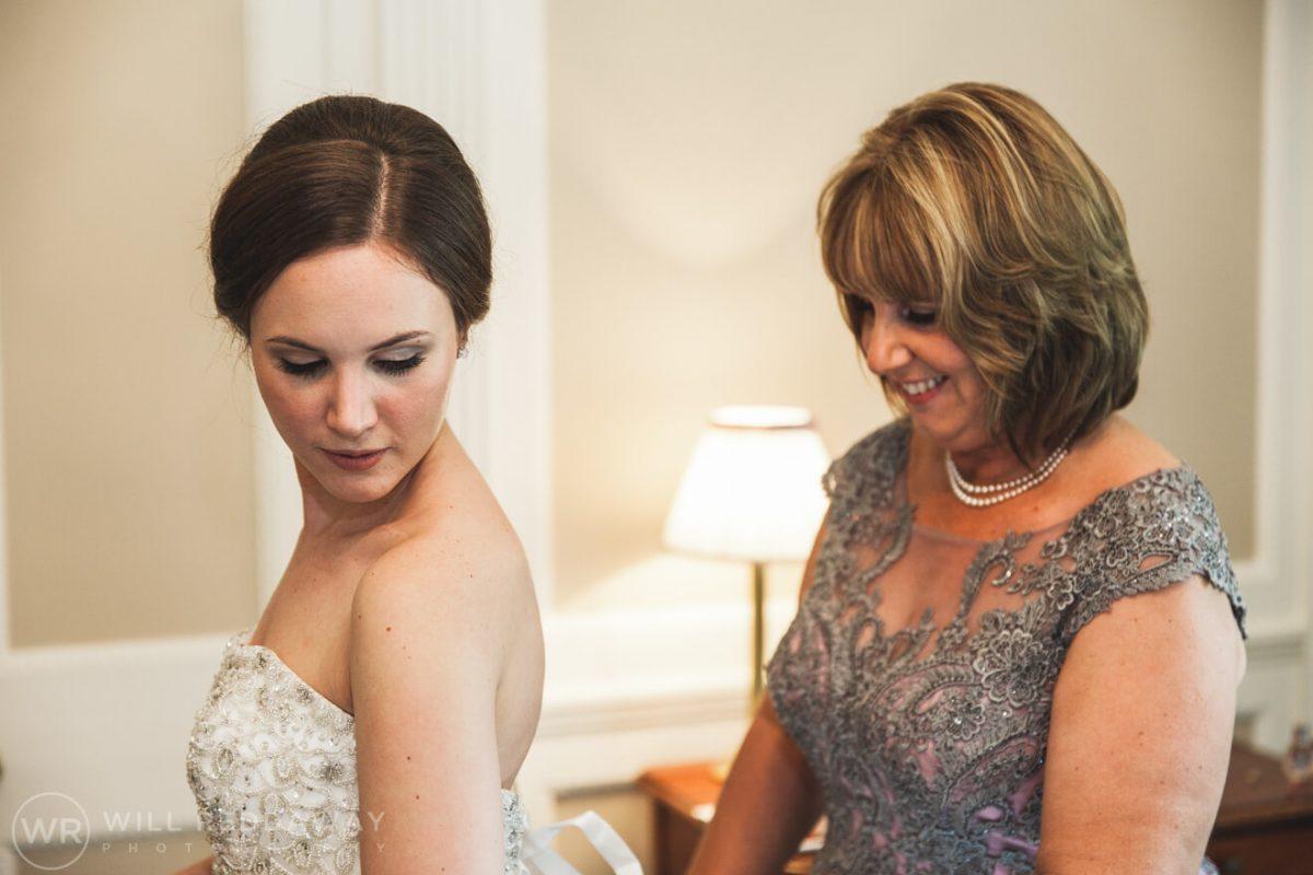 Dillington House Wedding | Devon Wedding Photographer | Bride