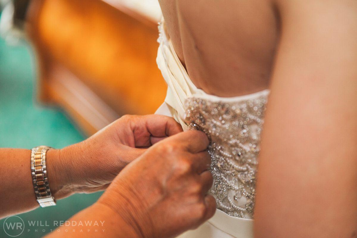 Dillington House Wedding | Devon Wedding Photographer | Wedding Dress