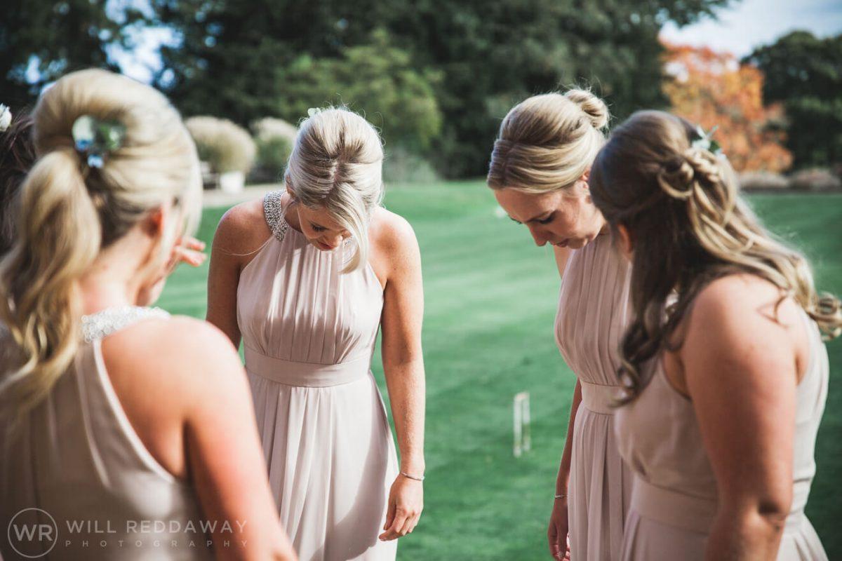 Dillington House Wedding | Devon Wedding Photographer | Bridesmaids