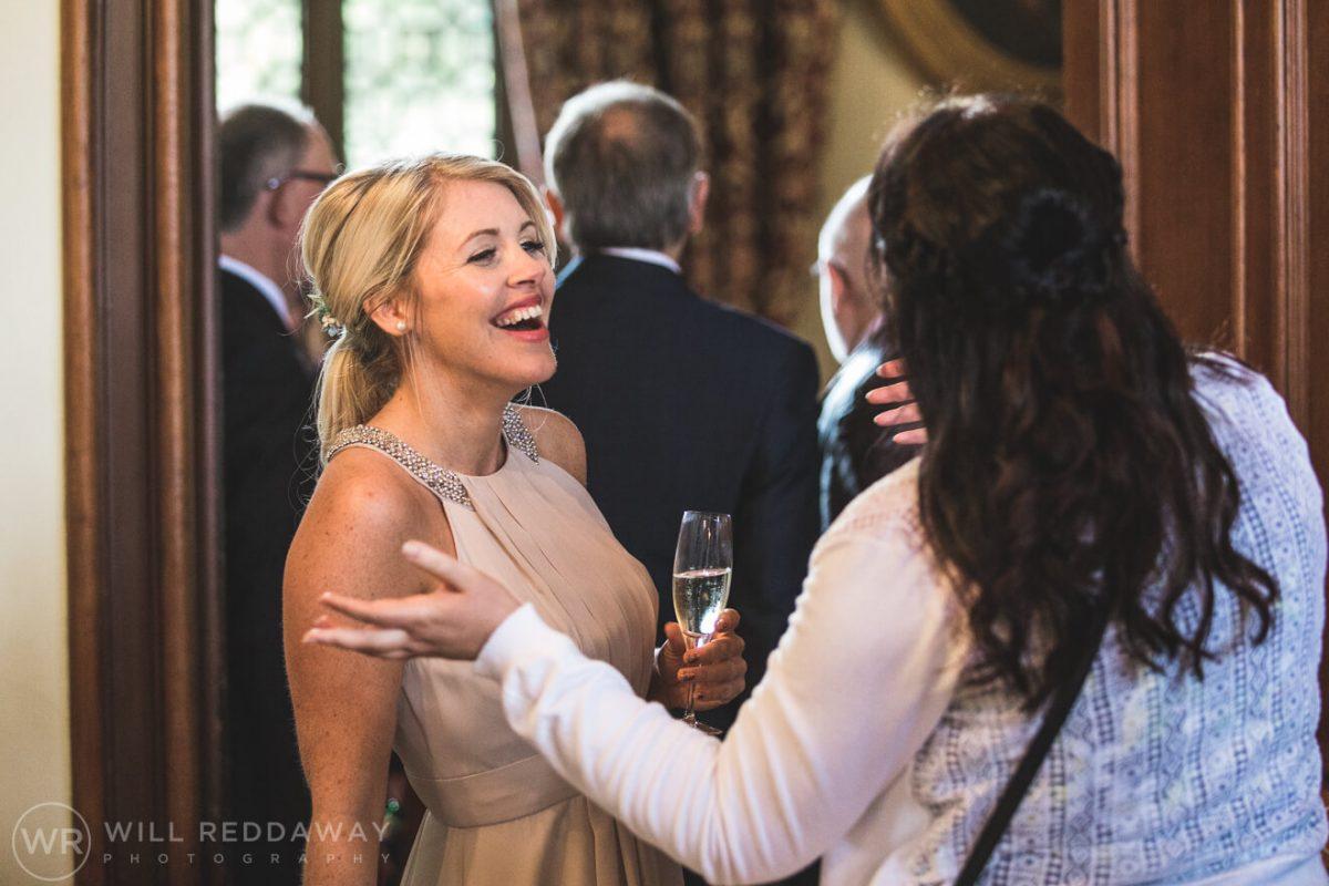 Dillington House Wedding | Devon Wedding Photographer | Wedding Guests